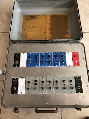 Vintage Military Remote Console Load Bank Tester LB425-BM Rare!!