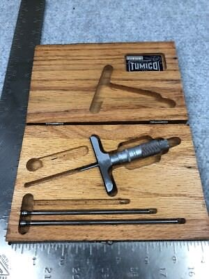 Tumico Tubular Micrometer D-212