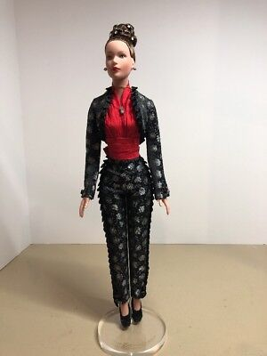 """ROBERT TONNER DOLL 16"""" Tyler Wentworth One Of A Kind Dressed Sample Doll. RARE"""