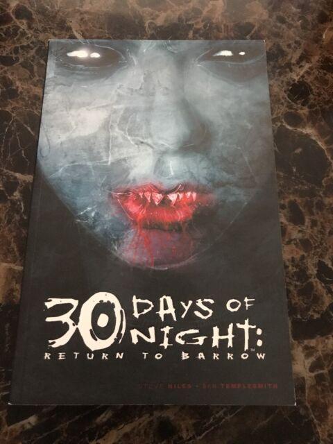 30 Days of Night: Return to Barrow: Return to Barrow by Steve Niles (Paperback,…