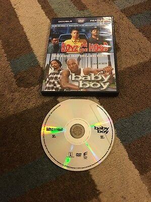 Boyz N The Hood / Baby Boy Double Feature (DVD) Free Shipping!!
