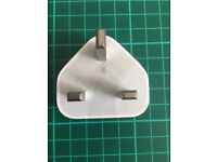 Apple Genuine 100% Mains Wall USB Charger for Apple iPhone plug