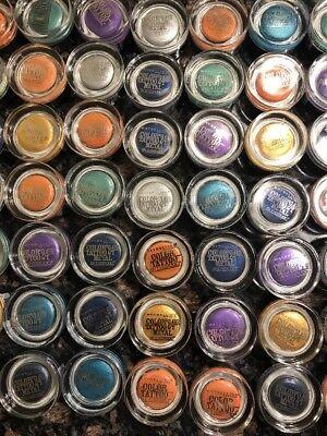 2 Maybelline Eye Shadow (Maybelline Color Tattoo Eye Shadow Cream Gel  BUY 2 GET ONE FREE ! MIX AND)