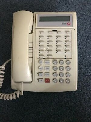 Lucent Business Display Telephone Equipment Desk Top