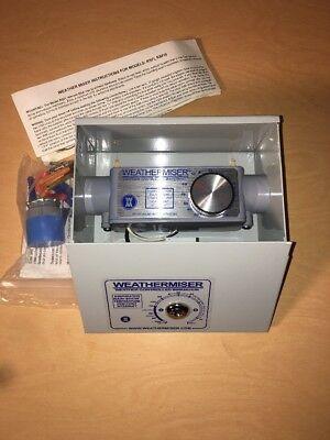 NEW Weather Miser Sprinkler Watering Rain Sensor Station