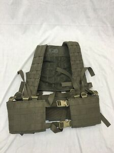 EAGLE INDUSTRIES RLCS H HARNESS With Flotat RIG RANGER GREEN DEVGRU