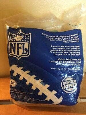 Burger King Meal Toy NFL Super Bowl XLI The King Figure