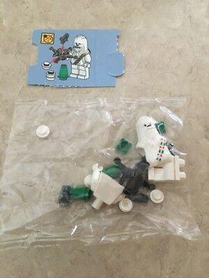 Lego Star Wars Advent Calendar Snow Chewbacca Collectible Minifigure