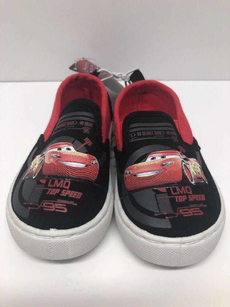 Disney Cars Canvas Infant Toddler Shoes  5//6 7//8  NWT