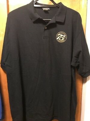 State Farm Mutual Insurance   2Xl   Vintage 75Th Anniversary 1997 New Polo Shirt