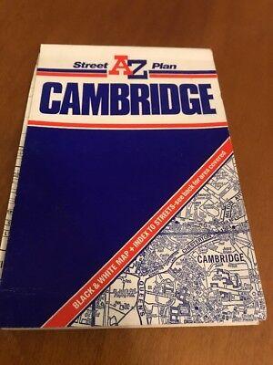 Street AZ Plan Cambridge