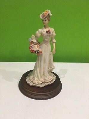 "The Leonardo Collection, ""Summer Bouquet"" Figurine Ornament"