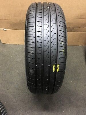 225 55 17 97W  Pirelli Cinturato P7 * Ecoimpact 1x Nearly New Tyre