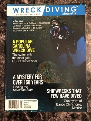 Wreck Diving Magazine Issue #32 2014