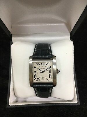 Cartier Tank Francaise Large Men's Automatic Watch 2564