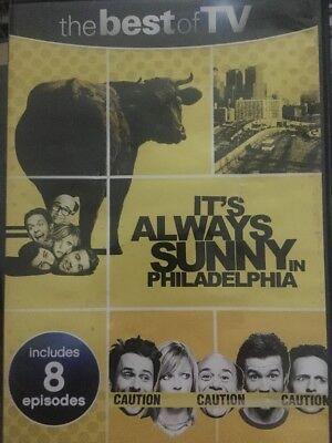 The Best Of TV It's Always Sunny In Philadelphia 8 Episodes