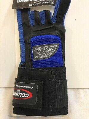 Linds Vinyl Wrist Positioner Bowling Glove Right Handed