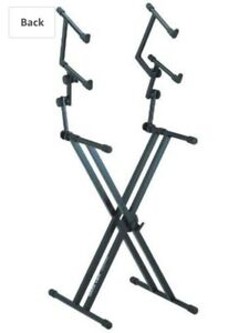 Stand rack for piano synthétiser or dj consoles Quik lok