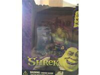 Shrek swamp bath toy