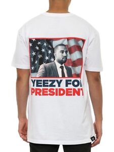 Kanye West - Yeezy for President t-shirt Ingleburn Campbelltown Area Preview