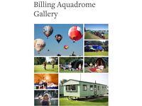 Billing Aquadrome 2 night stay 20th April - 22nd April - AACI Weekend