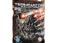 Terminator Salvation DVD Steel Book Edition