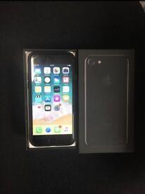 SWAP IPHONE 7 JET BLACK 128GB + CASH FOR IPHONE X