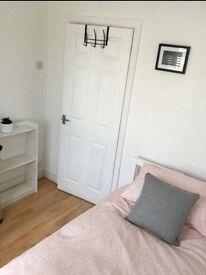 Sunny modern single room - bills inc