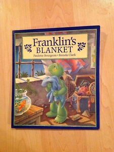 7 Franklin The Turtle book lot-$15