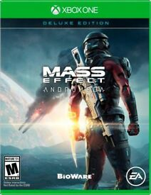 Xbox Mass effect 3 Deluxe edition Game