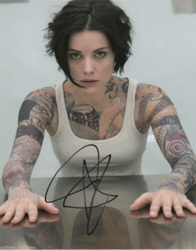 Jaimie Alexander Blindspot Autographed Signed 8x10 Photo COA #A7