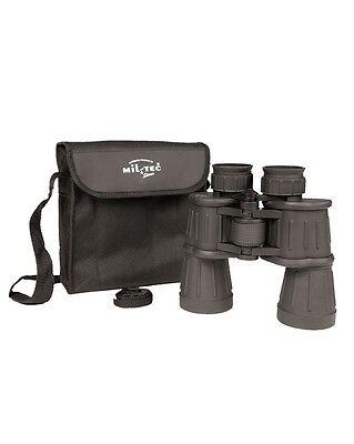 Fernglas 7x50, schwarz mit Tasche                 -NEU-