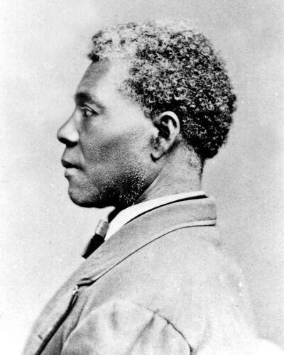 1870-ARCHER ALEXANDER-Former Slave-Emancipation Memorial Model-PHOTO