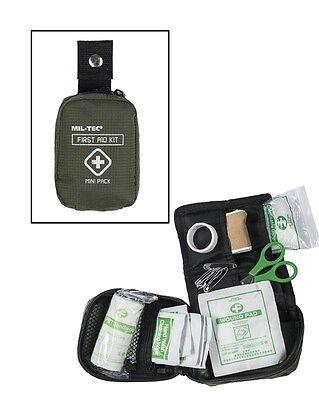 Erste-Hilfe-Tasche Mini Med Kit IFAK oliv