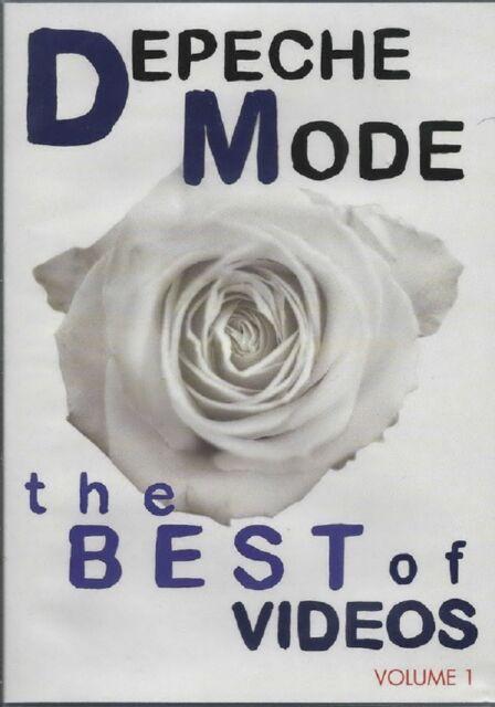 DEPECHE MODE The Best Of Videos (Volume 1) - DVD - NEU / OVP