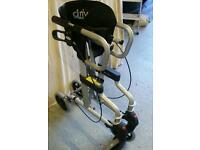 Drive mobility walking aid