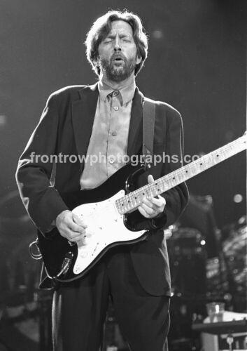 Eric Clapton - 8x10 BW Photo