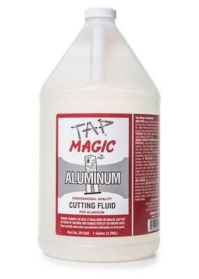 Tap Magic Cutting Cutting Fluid For Aluminum Soft Materials 1 Gal 20128a