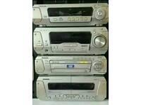 Technics 5 Dvd Stereo £90
