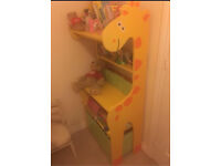 Character Bookcase/ Toy Storage