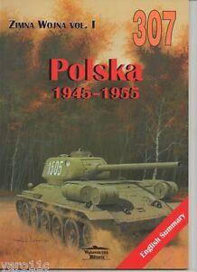 Poland 1945-55 Armoured and Mechanised Forces - Militaria, ENGLISH!! - <span itemprop=availableAtOrFrom>Reda, Polska</span> - Zwroty są przyjmowane - Reda, Polska