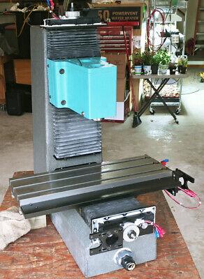 Light Machines Intelitek Benchman Vmc4000 Mill Xyz Base E06s
