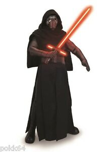 Star Wars figurine Interactive DELUXE Collector's Edition Kylo Ren 43 cm son 461
