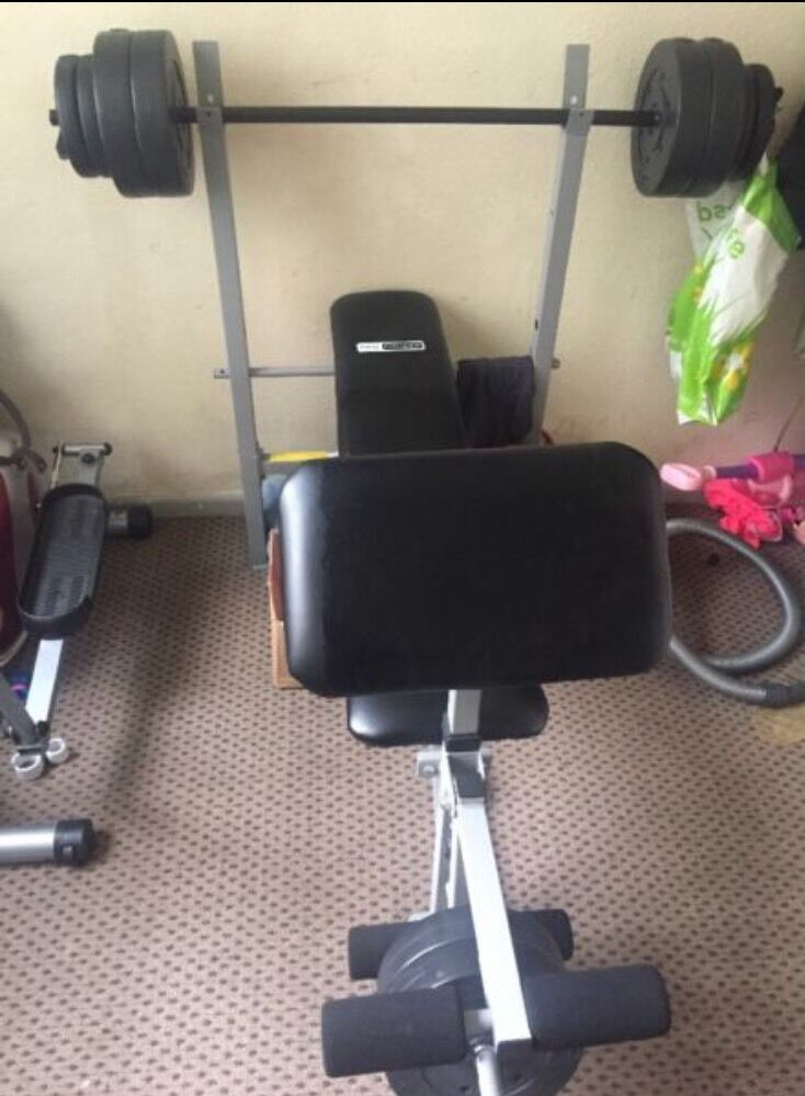 Argos Pro Weight Bench In Leicester Leicestershire Gumtree