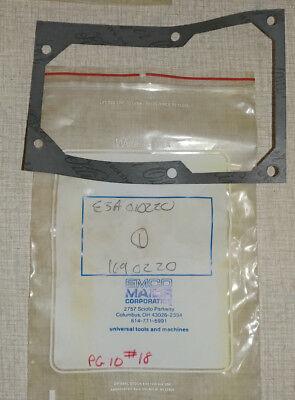 Seal 3 Emco Maximat Fb-2 Mill Super 11 Lathe Vertical Milling Attachment 0402