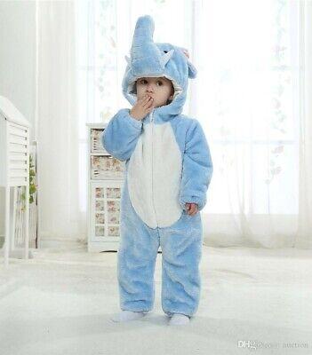 Costume bambino/a Elefante