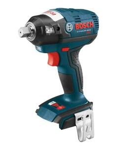 NEW Bosch IWBH182B Bare-Tool 18V EC Brushless 1/2-Inch Square Drive Impact Wrench Condtion: New, Bare-Tool
