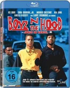Blu-ray * Boyz N the Hood - Jungs im Viertel * Ice Cube * (Boyz In) * NEU OVP