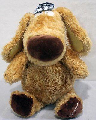 Kohl's Cares For Kids Boynton Dog Plush Stuffed Animal Conductor Hat Puppy 14
