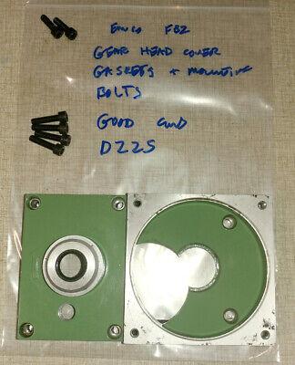 Emco Maximat Fb-2 Mill Super 11 Lathe Parts Gearhead Cover Seals D22s